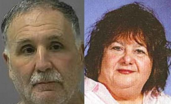 Homem se vestiu com m疽cara de porco e esfaqueou sua ex-esposa 84 vezes