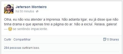 Página Dilma Bolada sai do ar: ?Sem drama e sem mimimi?, diz criador