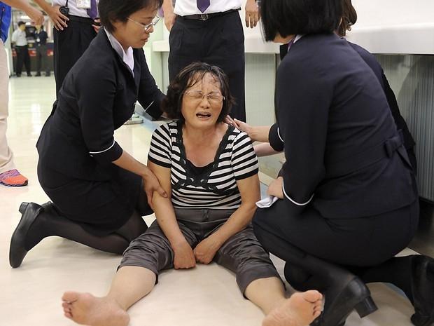 Sobe para 48 o n伹ero de mortos no acidente a駻eo em voo da TransAsia em Taiwan
