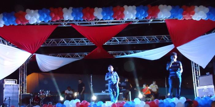 Milhares de pessoas prestigiaram as festividades dos 60 anos de emancipação política