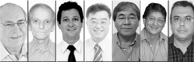 Pelo menos sete estrangeiros são candidatos na eleição deste ano