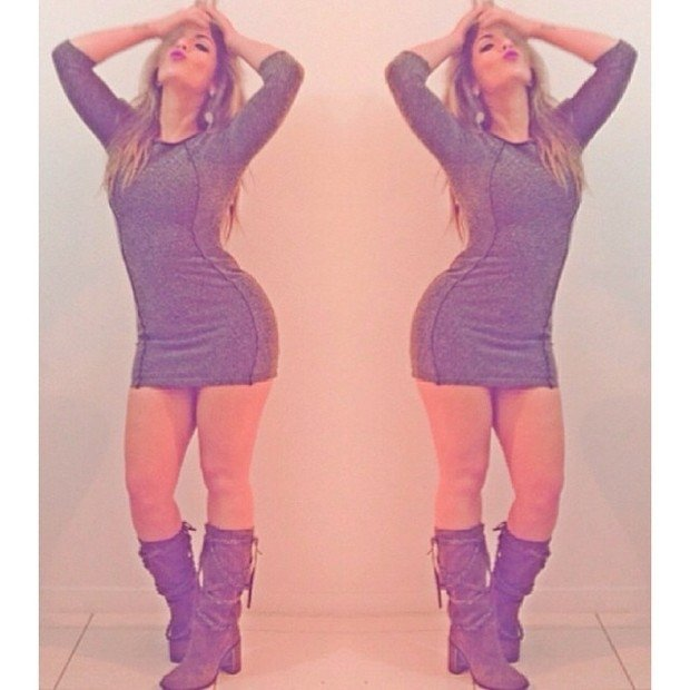 Anamara sensualiza em foto e recebe elogios de seguidores: