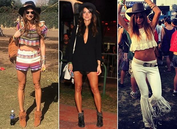 Bruna Marquezine, Nanda Costa e outras famosas apostam nos chapéus