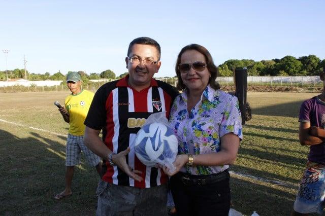 Prefeitura de Miguel Alves resgata o esporte no município
