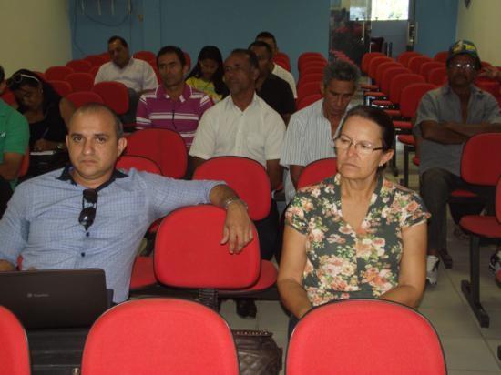 Guadalupe recebeu mais um encontro intermunicipal do FOTECE - Imagem 5