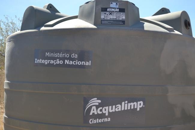 Belém do Piauí recebe cisternas do programa Água para Todos - Imagem 4