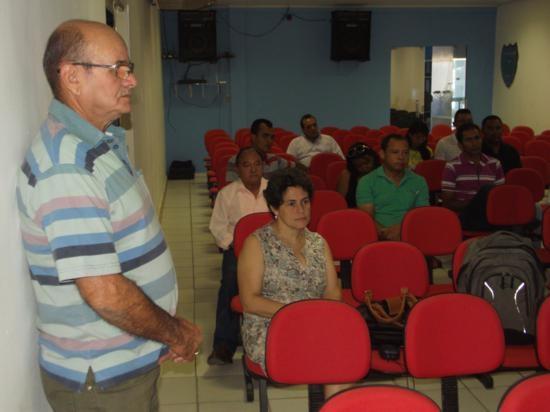 Guadalupe recebeu mais um encontro intermunicipal do FOTECE - Imagem 4