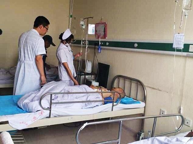 Funcionário cortou os testículos de 4 pacientes. Ele planejava cozinhá-los para comer, após não sobrar almôndegas para sua refeição