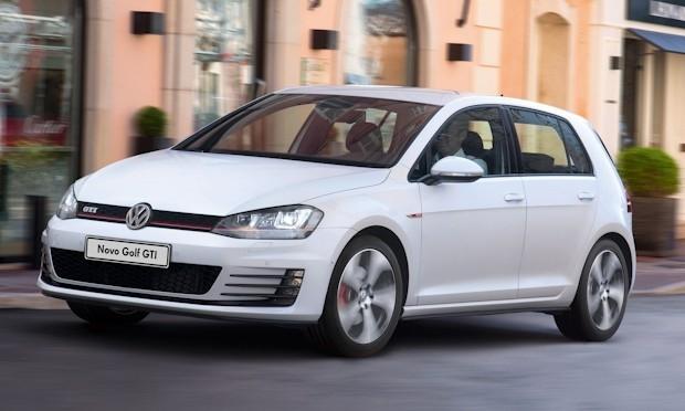 Linha 2015 dos carros importados da Volkswagen chegam às lojas no país
