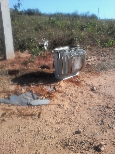 Quadrilha especializada rouba mais de 3 mil metros de fios no Piauí