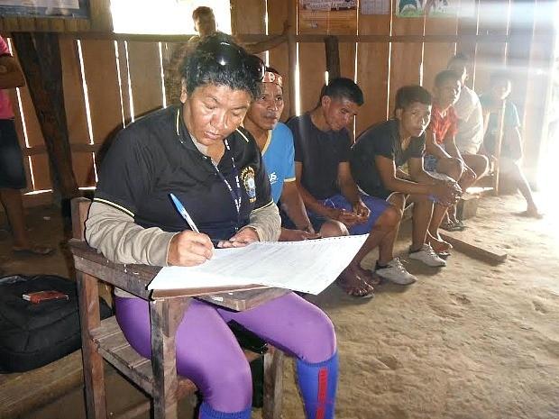 Seções eleitorais são instaladas em aldeias isoladas no Amazonas