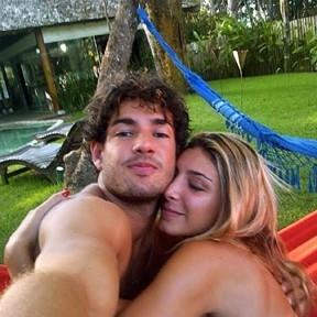 Alexandre Pato e Sophia Mattar terminam o namoro