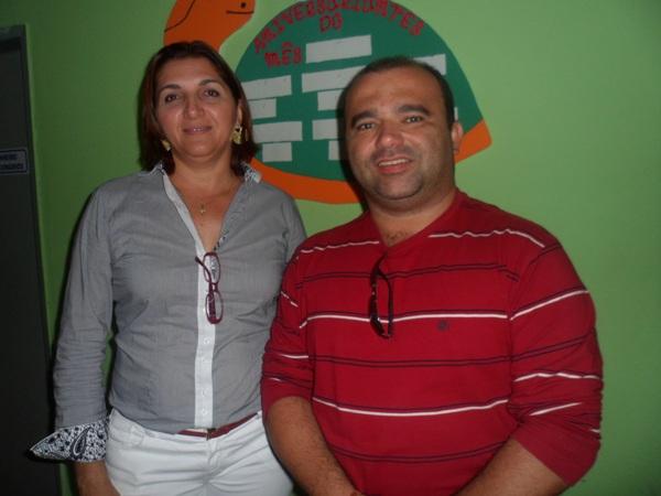 Prefeito Walfredo Filho empossa a nova Secretária Municipal de Saúde