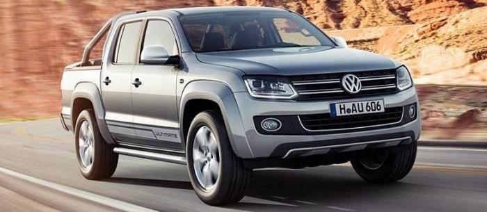 Volkswagen revela novo visual da picape Amarok