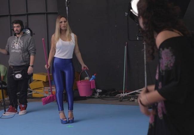 Valesca Popozuda grava novo videoclipe