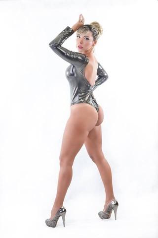 Musa da Mangueira, Amanda Pinheiro diz que já está cuidando do corpo