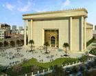 """Templo da Universal reafirma poder evangélico no país e faz Cristo do Rio parecer """"bibelô"""", diz NYT"""