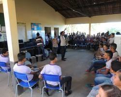 secretaria de Cultura inicia oficinas de música em Curralinhos -PI