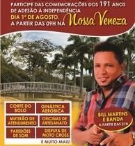 Caxias comemora adesão no Complexo Turístico de Veneza nesta sexta-feira