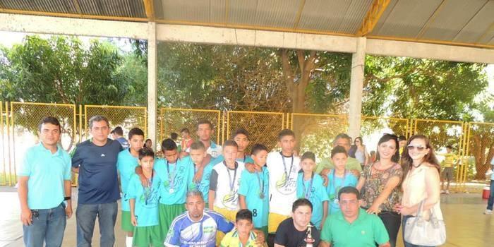 Curralinhos se destaca nas competições dos jogos escolares Piauienses