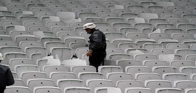 Palmeiras e Corinthians perdem até 10 mandos de campo no STJD