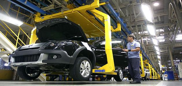 Número de veículos fabricados na Renault do Brasil por dia salta de 300 para 450