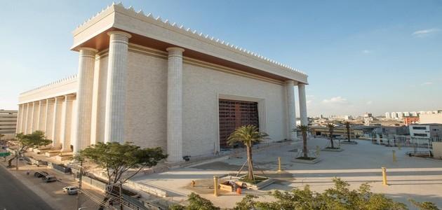 Megatemplo será inaugurado sem o projeto aprovado na prefeitura
