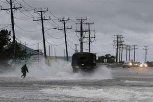 Arthur chega à Carolina do Norte como furacão da categoria 2