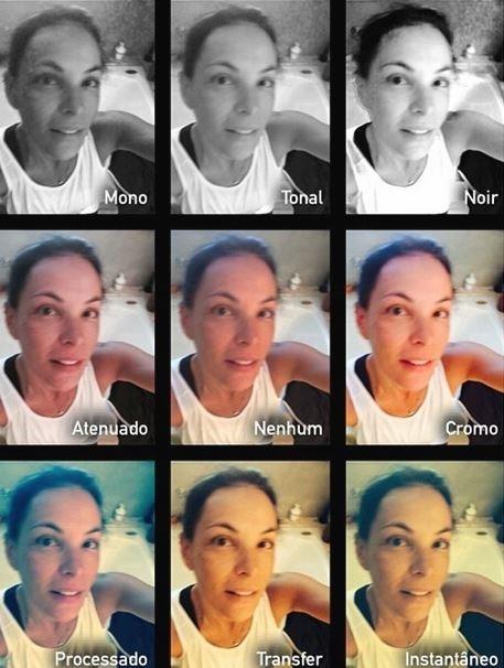 Carolina Ferraz acorda cedo para malhar e posta foto sem make: