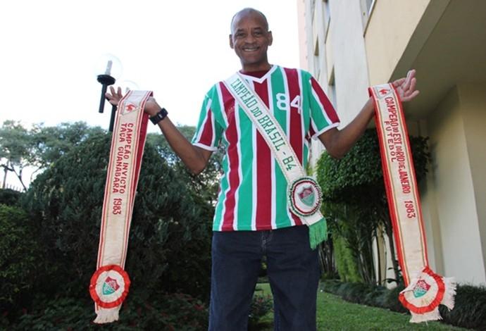 Assis, ídolo do Fluminense, morre em Curitiba aos 61 anos