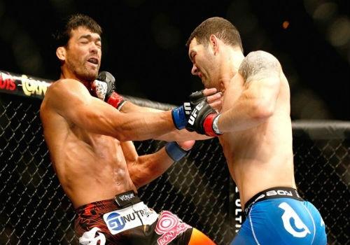 Chris Weidman bate Lyoto Machida em grande luta e consegue manter o título dos médios