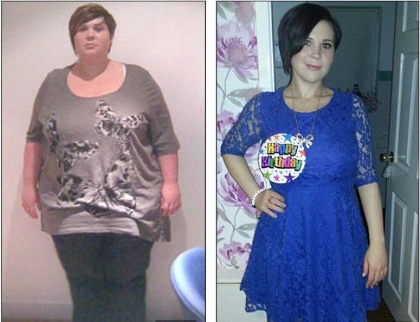 Mulher consegue emagrecer mais de 100 quilos após morte de seu pai obeso e diabético