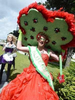 Parada gay reúne cerca de 70 mil pessoas na Alemanha