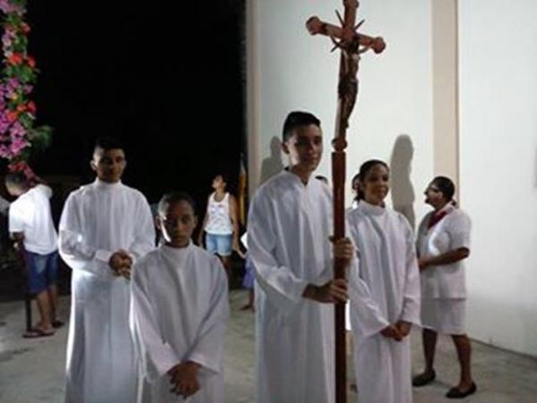 Tem início os festejos de Nossa Senhora do Carmo, em Domingos Mourão. - Imagem 3