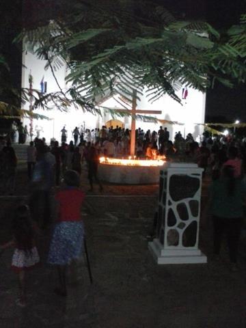 Tem início os festejos de Nossa Senhora do Carmo, em Domingos Mourão. - Imagem 1