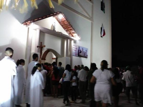 Tem início os festejos de Nossa Senhora do Carmo, em Domingos Mourão. - Imagem 5