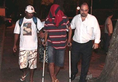 Menor que sobreviveu à execução de amigo no Sumaré participa de reconstituição