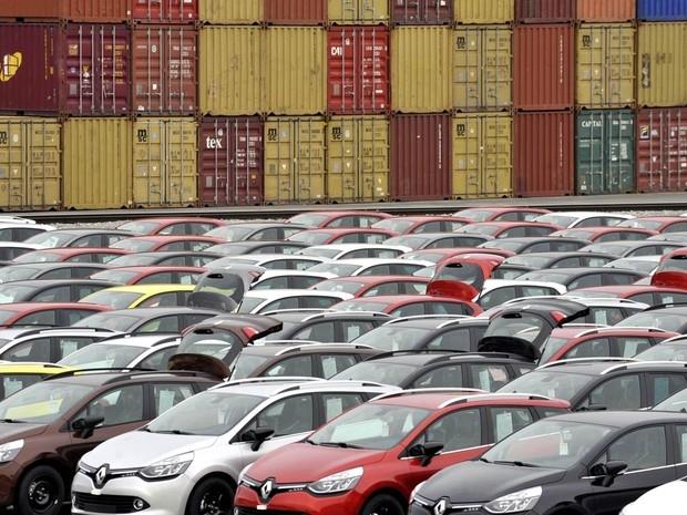 Vendas da Renault crescem 4,7% no mundo no 1º semestre