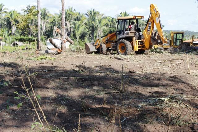 Prefeita Salete Rêgo Assina autorização para a construção de escola na zona rural