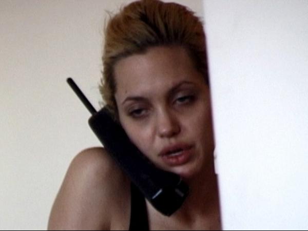 Jornal divulga vídeo de Angelina Jolie supostamente drogada nos anos 1990