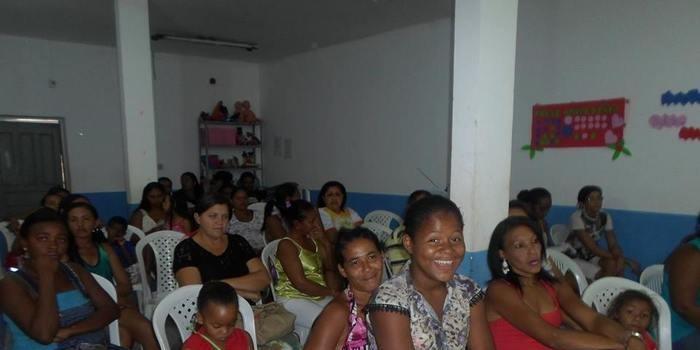 CRAS realiza reunião com os pais dos beneficiários dos Serviços de Convivência