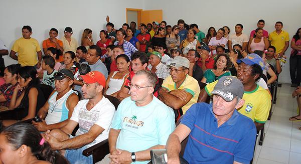 Reunião define critérios e normas para o os festejos da padroeira da cidade