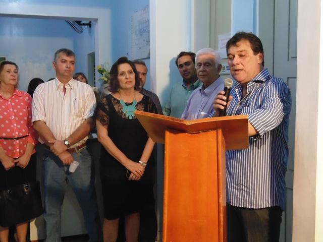 Gustavo Medeiros inaugura novo posto de saúde no bairro Beira Rio