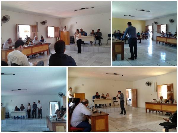 CAXINGÓ: Em sessão vereadores e servidores discutem sobre a Previdência Própria  - Imagem 2