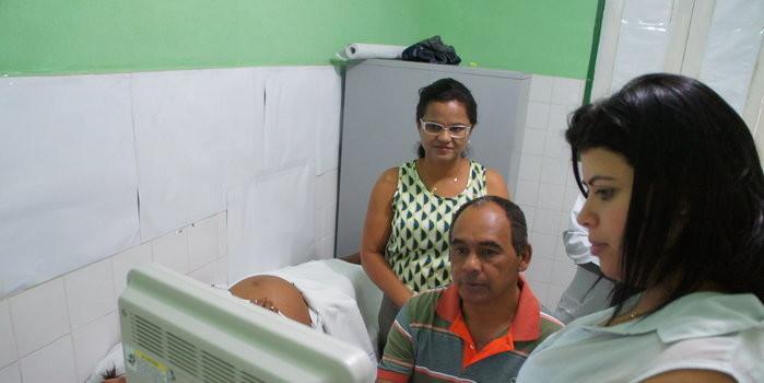 Hospital de Monte Alegre do Piauí de recebe máquina de ultrassonografia