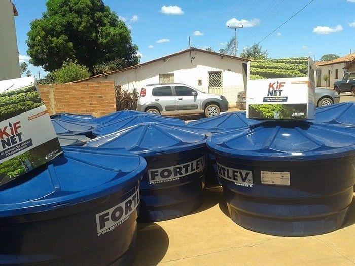 Prefeitura entrega kits de irrigação a agricultores - Imagem 1