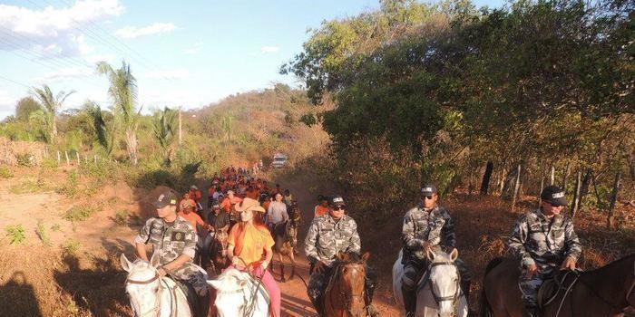 V cavalgada de Curralinhos - FOTOS