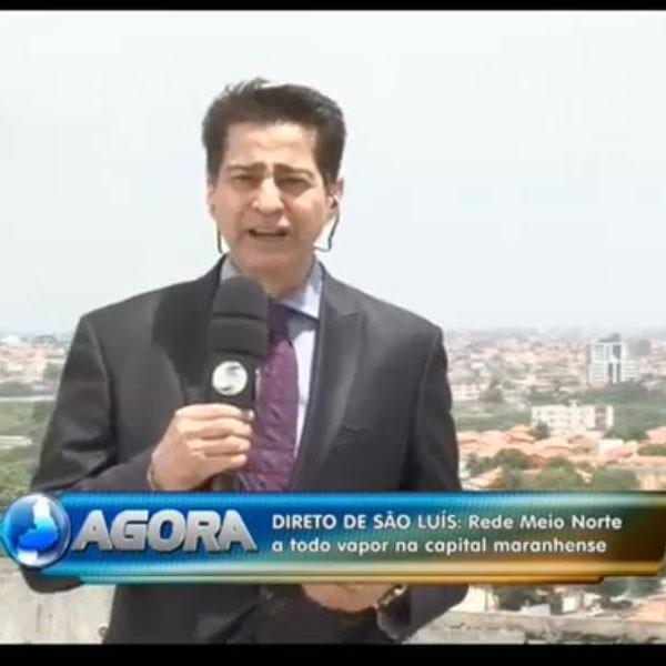 Direto de São Luís: Rede MN estreia sua programação a todo vapor na capital do Maranhão