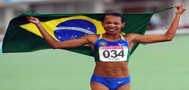 Piauiense se destaca como a melhor atleta brasileira na Meia Maratona Internacional