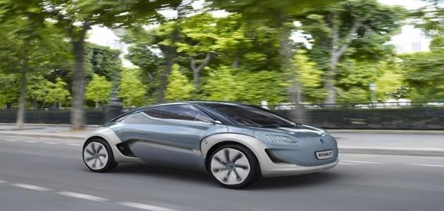Renaul terá novo conceito sustentável no Salão de Paris